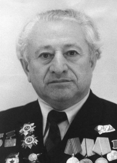 Борис Ефимович Ревич