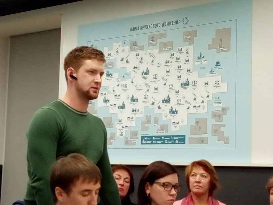 """Александр Сивицкий заметил: """"Мы создаем центр олимпийского резерва за счет образования"""""""