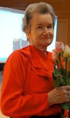 Наталия Гродницкая. Фото Ирины Ларионовой