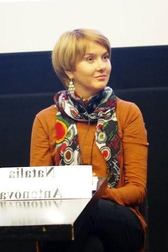 Наталья Антонова. Фото из личного аккаунта