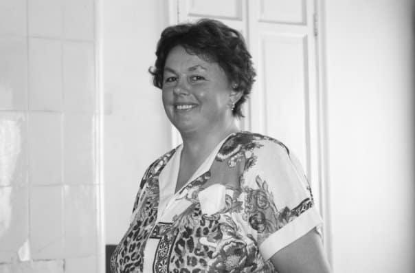 Валентина Сукотова. Фото Ирины Ларионовой