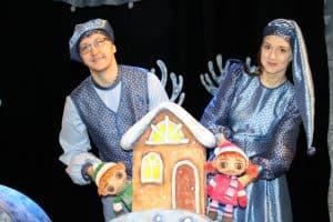 В Театре кукол Карелии состоится премьера новогоднего спектакля «Заветное желание»