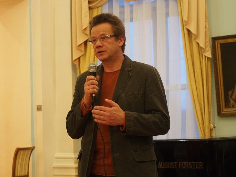 Владимир Зорин. Фото Ирины Ларионовой