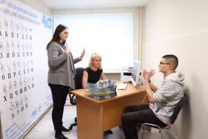 В Карелии открыли диспетчерский центр длясопровождениялюдей с нарушением слуха