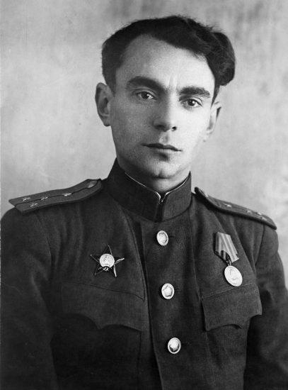 Молодой Лев Клаз