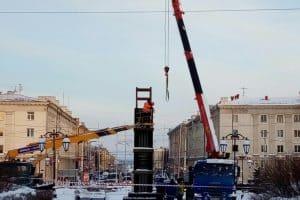 «Биг-Бен» в Петрозаводске наконец сносят