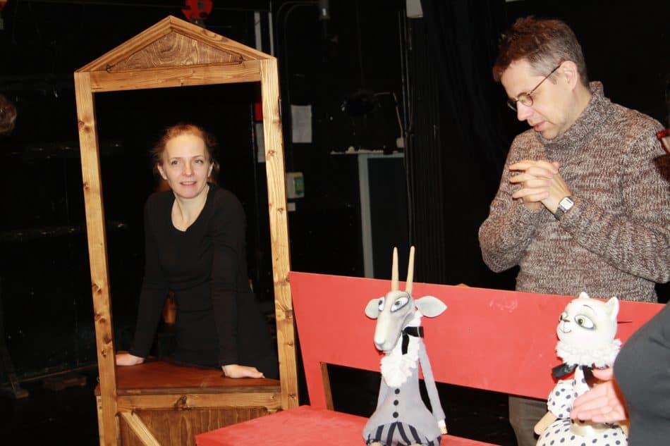 Фото Театра кукол РК