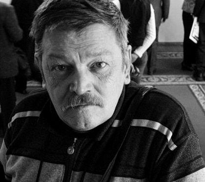 Валерий Верхоглядов. Фото Ирины Ларионовой
