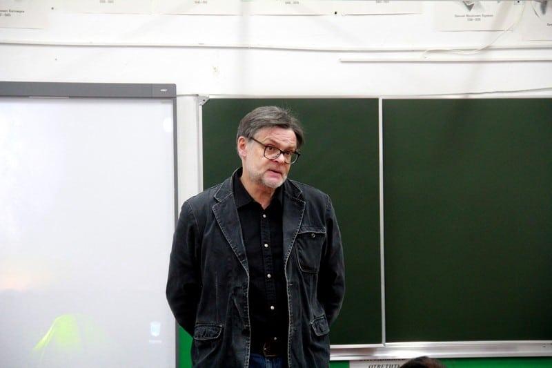 Артем Стародубцев, художник и культуролог, участник проекта