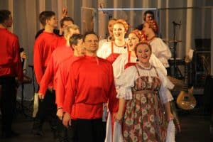 Ансамбль «Кантеле» познакомил с золотым фондом народной хореографии Карелии