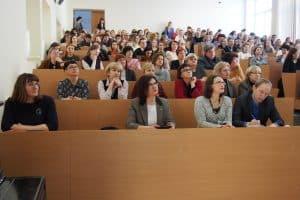 Открытие Педагогического иннопарка прошло в Институте педагогики и психологии ПетрГУ