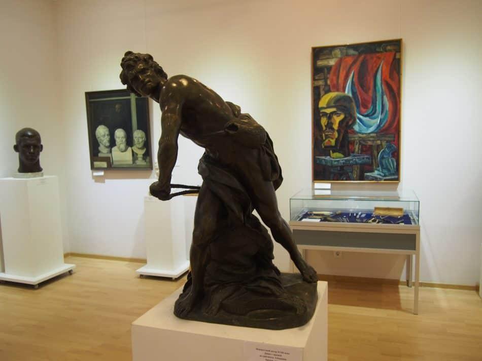 Как рождается искусство