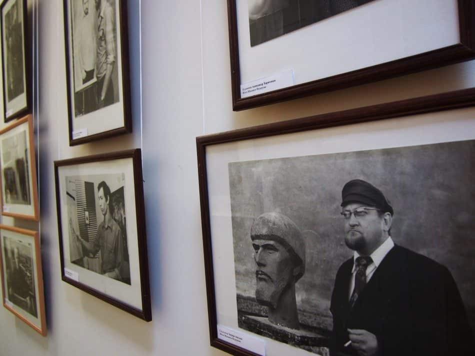 Фотографии о художниках Михаила Федорова