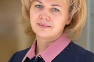 Ольга Бахмет. Фото: vk.com/karrc