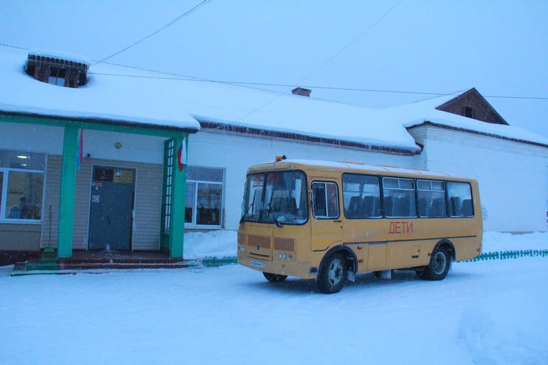 Школа в Шокше