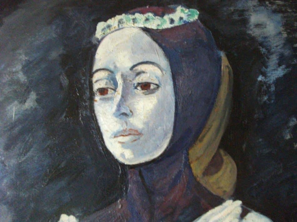 Екатерина Пехова. Светлана Губина в роли Офелии. Фрагмент