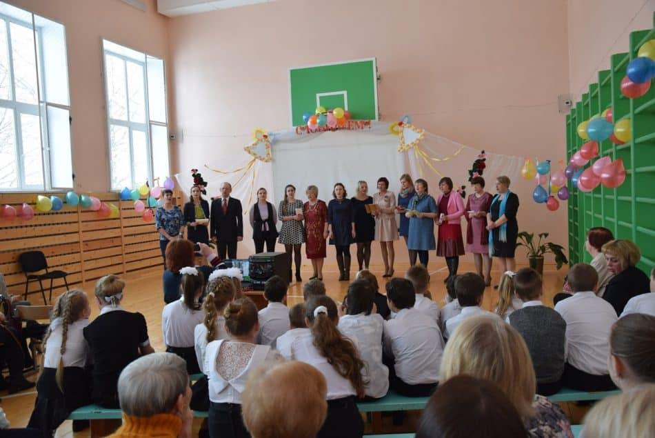 Гол назад Святозерская школа в Карелии отметила 180-летие. Фото Марии Голубевой