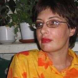 Зоя Маляренко. Фото из личного архива