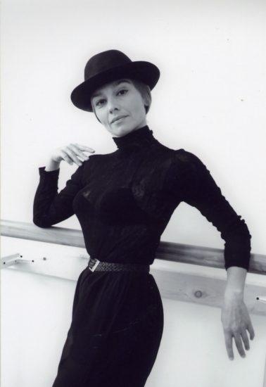 Елена Сидорова. Фото Юлии Утышевой