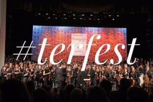 Хештег фестиваля: #terfest ,