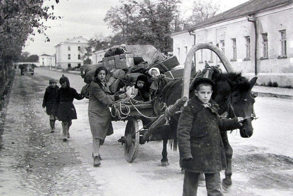 Петрозаводчане в 1941 году
