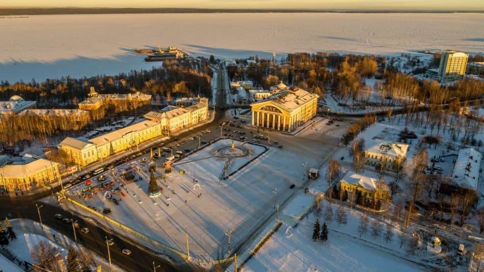 Илья Тимин. Петрозаводск