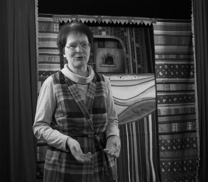 Татьяна Мошина помогала Наталье Васильевне с работой в архивах
