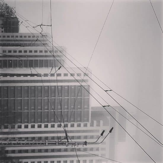 """Арсений Морозов. Фотовыставка """"Знакомый город"""""""