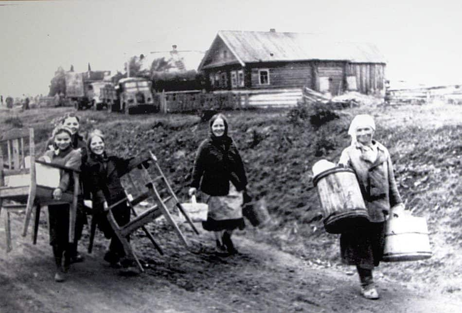 Возвращение домой. Петрозаводск послевоенный