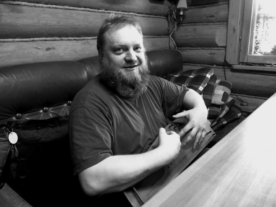 Илья Тимин. Фото Ирины Ларионовой