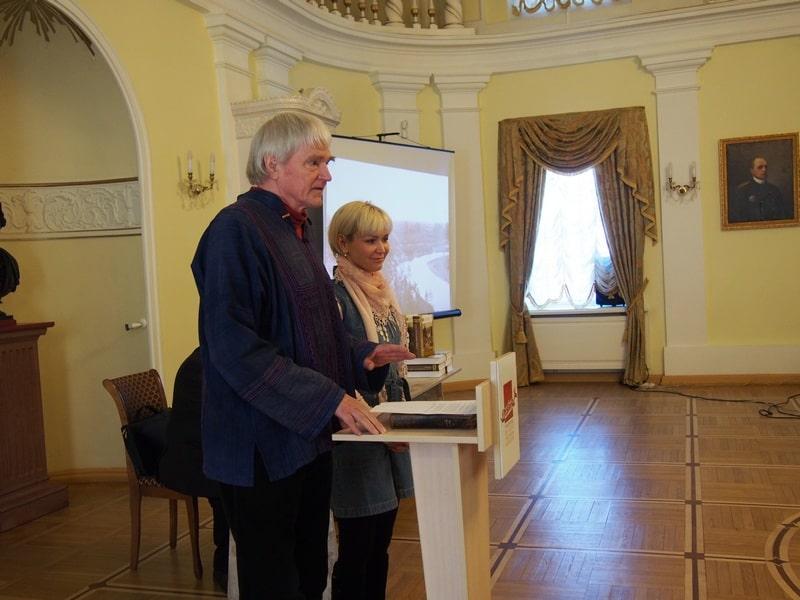 """Марку Ниеминен, возглавляющий финский фонд """"Юминкеко"""", рассказал, что идея перевести книгу Инха на русский родилась в 2016 году"""
