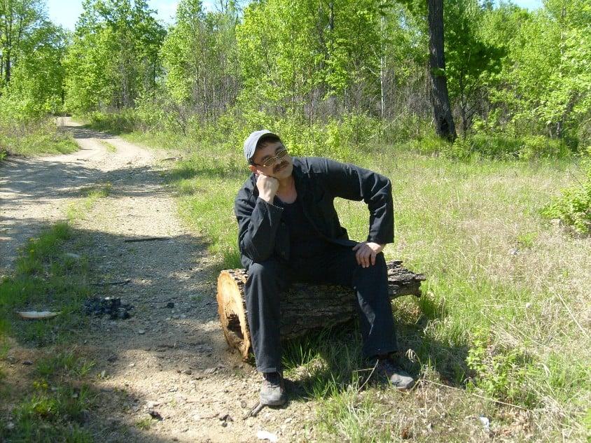 Борис Поляков. Фото с сайта www.stihi.ru