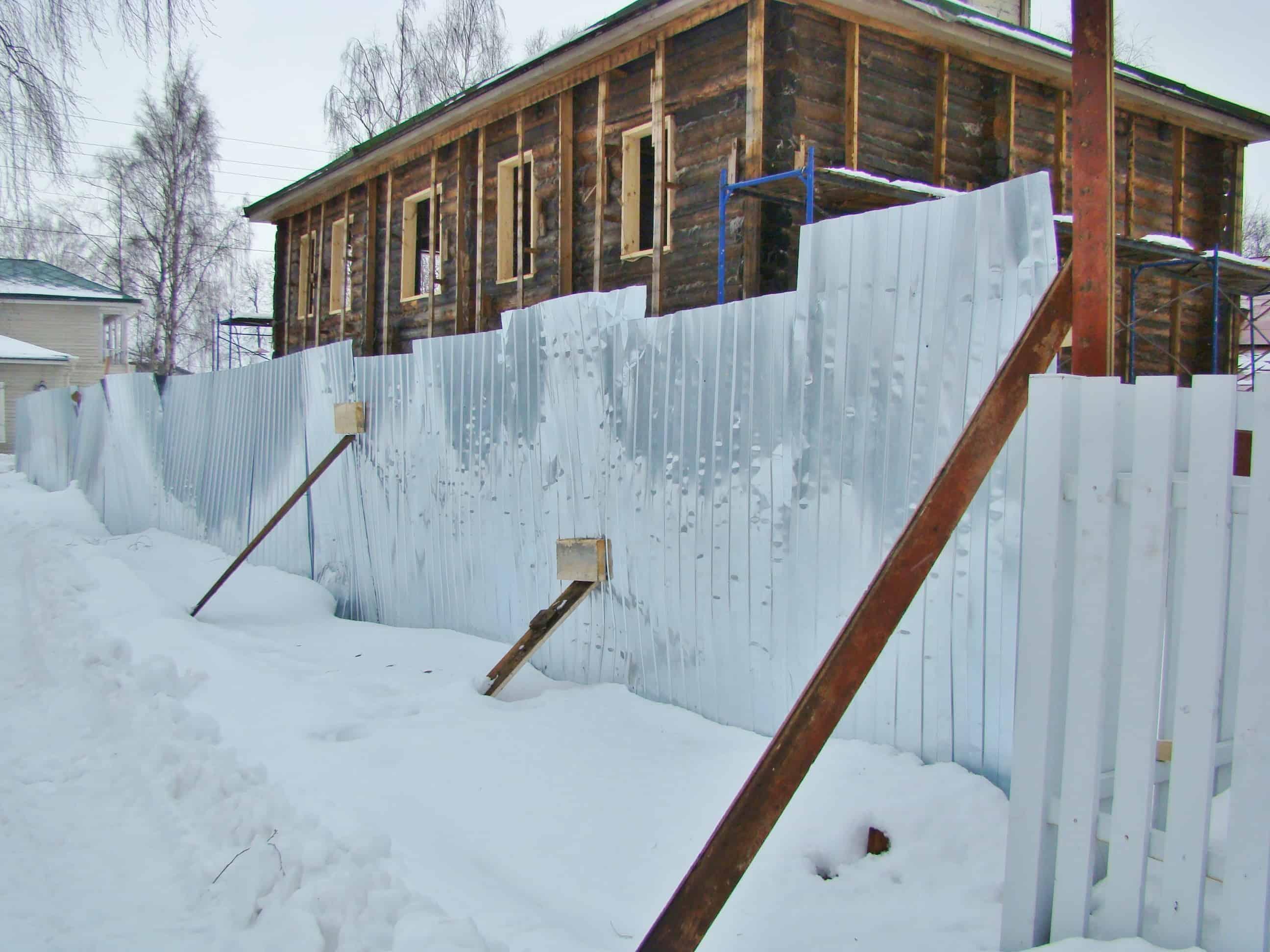 Дом Богданова, 10.02.2019