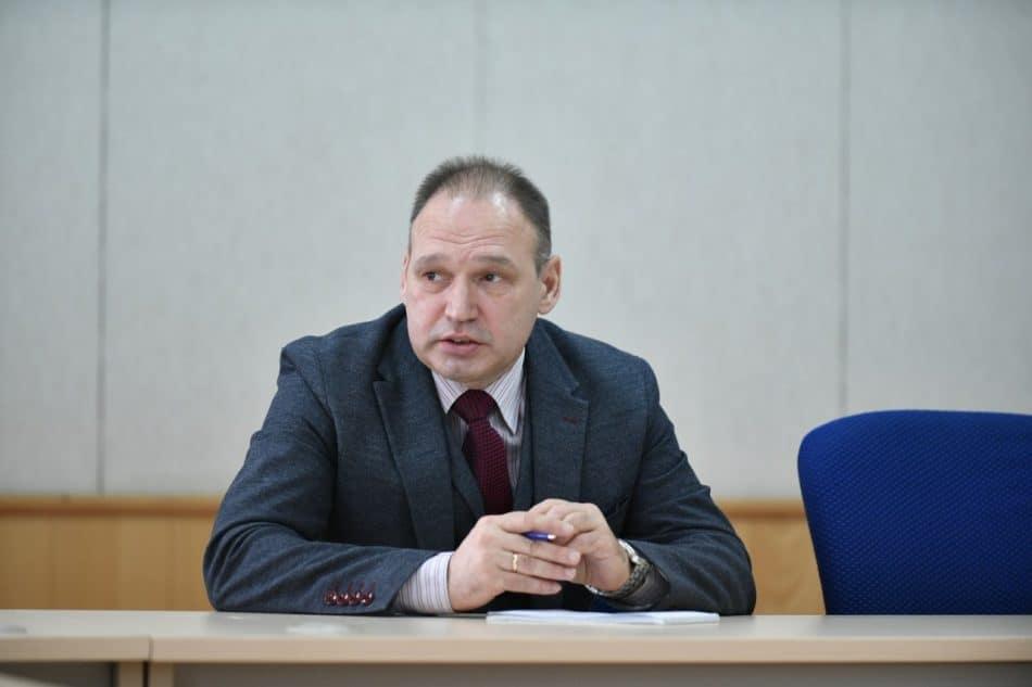 Геннадий Сараев. Фото пресс-службы правительства Карелии