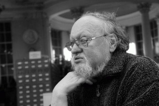 Борис Гущин. Фото Ирины Ларионовой