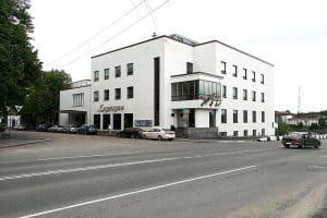 Сортавальский Дом офицеров находился в бывшем финском отеле Seurahuone