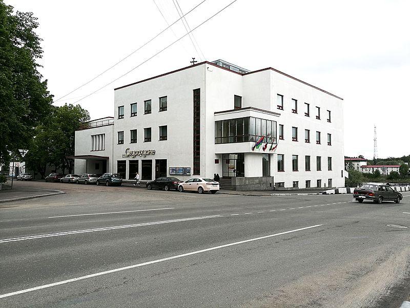 Сортавальский Дом офицеров находился в этом здании