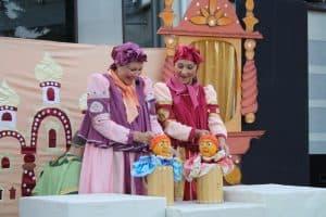 Театр кукол Карелии покажет в Москве спектакль «Чаепитие в Петровской слободе»