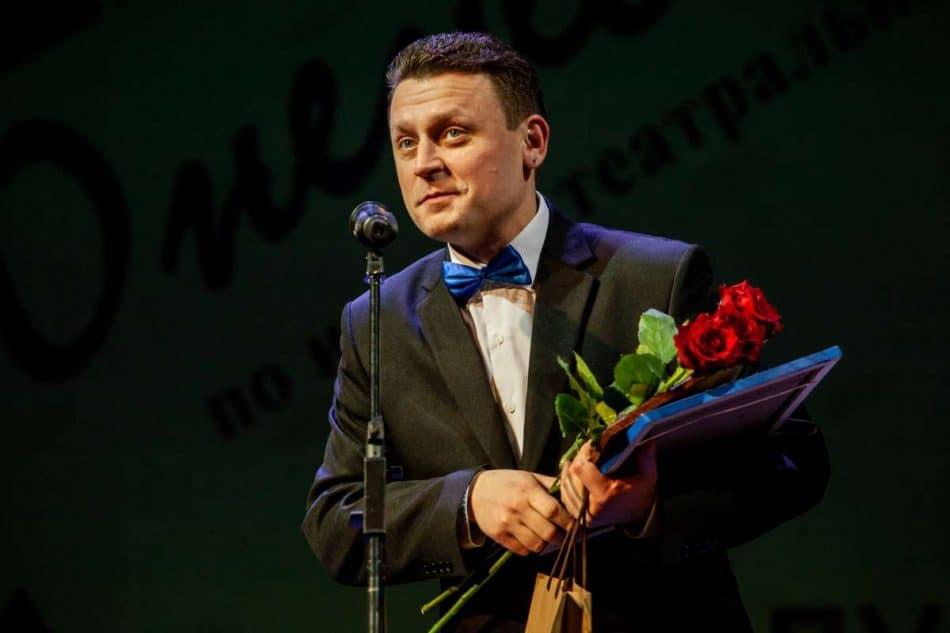 Александр Картушин. Фото Юлии Утышевой