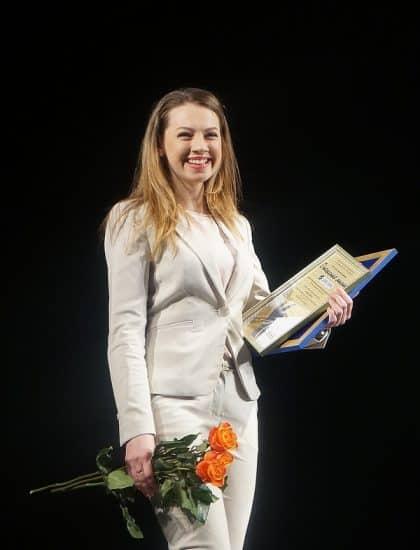 Юлия Куйкка. Фото Ирины Ларионовой