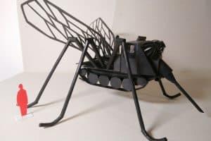 В Петрозаводске появится новый арт-объект «Онежский комар»
