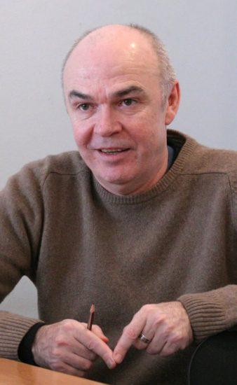 Сергей Стеблюк . Фото из группы vk.com/teatr_tm