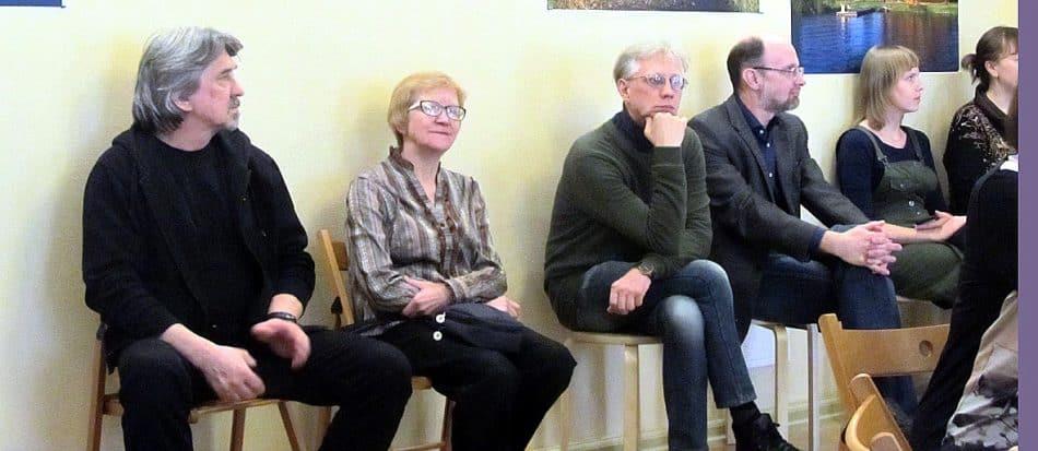 Участники встречи памяти Олега Семененко