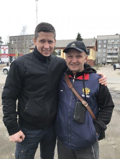 А.Н. Зайцев и В.И. Макаров