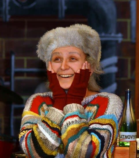 «Дорогая Памела (Ах, как бы нам пришить старушку?)». Памела – Елена Полиенко. Фото Юлии Утышевой