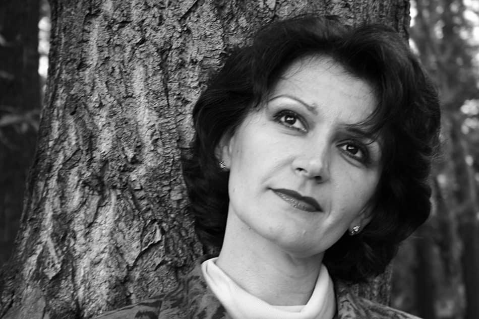 Елена Полиенко. Фото Юлии Утышевой