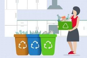 В Карелии проходит флешмоб по раздельному сбору отходов