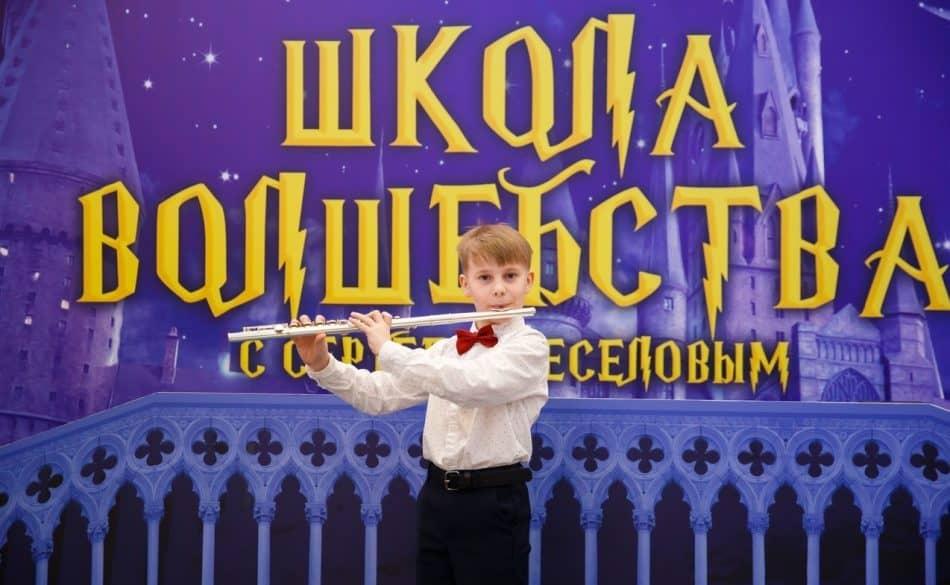 """Во время флешмоба """"Флейтовая кутерьма"""". Фото Ольги Харламовой"""