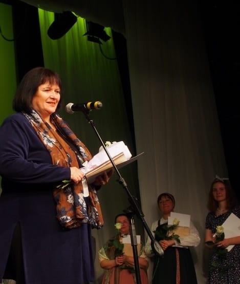 """Любовь Герасёва: """"Можно сделать многосерийный спектакль о Заонежье"""""""