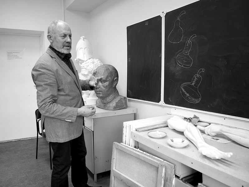 Валерий Кошелев. Фото Ирины Ларионовой